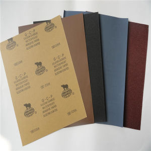 Wet and Dry Abrasive Paper (001301)