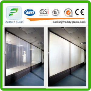 Office Glass Bathroom Glass Clear Glass Magic Smart Glass pictures & photos