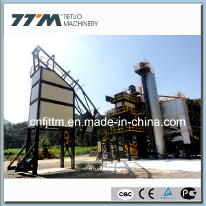 48tph Fixed Hot Mix Asphalt Mixing Plant for Road Construction (PLB-600) pictures & photos