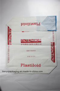 Polyethylene (PE) Valve Bags Manufacturer with Block Bottom pictures & photos
