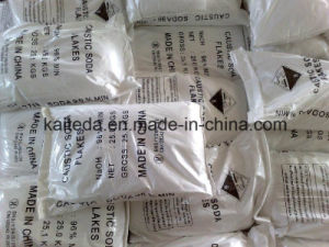 Hot Sell Caustic Soda Flake in 25kg Bag Bulk Sodium Hydroxide pictures & photos