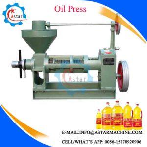 Screw Press Jatropha Seeds Oil Machinery pictures & photos