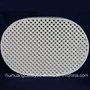 Sic / Cordierite Ceramic Honeycomb as Catalyst Support for Car Purifier pictures & photos