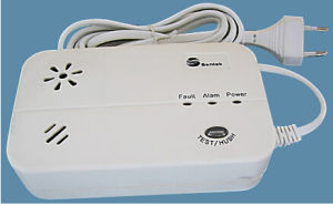 Liquefied & Natural Gas Detector with CE pictures & photos