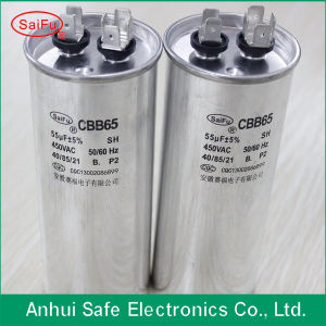 Manufacturer Kinds of Cbb65 Metalized Film for AC Capacitor pictures & photos