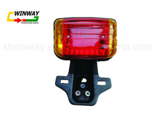 Ww-7133 Motorcycle Part, Cg Motorcycle Rear Brake Tail Light pictures & photos