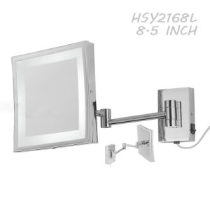 Hotel Guestroom Mirror Magnifying Cosmetic Mirror Factory Hsy2168L pictures & photos