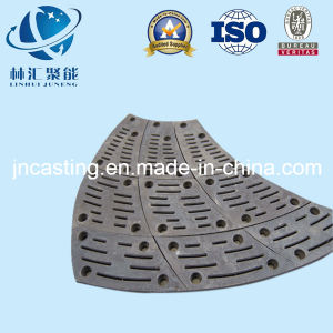 Sieve Plate for Machinery Parts/ Grate Plate