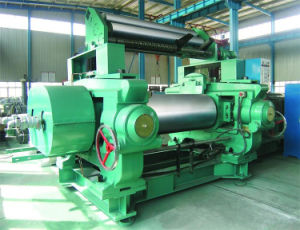 Two Roll Rubber Mixing Mill / Open Mixing Mill pictures & photos