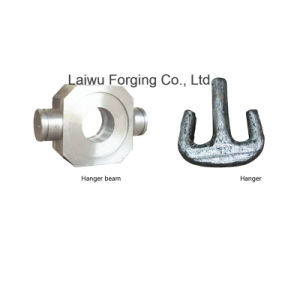 Forged Hanger Beam Flat Die Forging ISO9001 pictures & photos