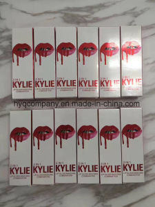 Kylie New Popular 2 in 1lipstick+Mascara Makeup Set pictures & photos