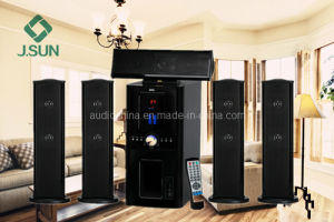 Active Plastic Panel Speaker Box for Home Theater (DM-6503)