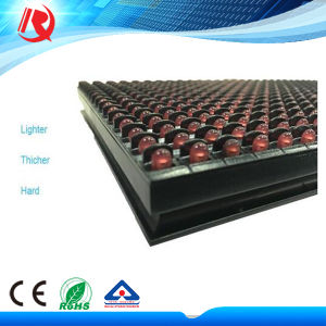 IP65 Good Waterproof Function DIP Single Color P10 LED Module for Advertising pictures & photos