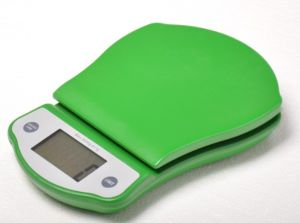 Plastic Kitchen Scale 5kg (HK119) pictures & photos