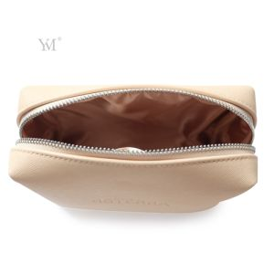 New Fashion Custom PVC Leather Cosmetic Makeup Lady Bag  pictures & photos