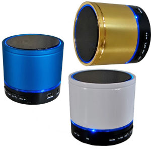 Mini Bluetooth Speaker with Colorful Light Show (NV-BS209)