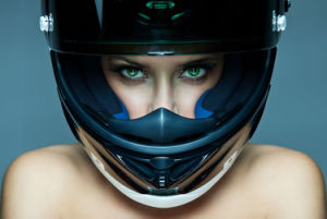 Full/Half/Open Face Motorcycle Helmet for Motorcycle E- Bike Scooter
