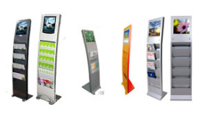21.5 Inch Advertising LCD Vending Machine for Newspaper Holder pictures & photos