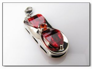 Jewelry USB Flash Drive with 2GB to 16GB Capacity pictures & photos