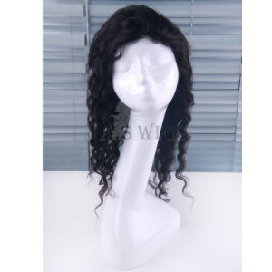 Virgin Remy European Human Hair Lace Wig pictures & photos