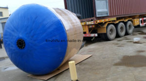 FRP Activated Carbon Filter Tanks with Multifunctional Flow Control Valves pictures & photos