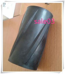 Plastic Spiral Blade Solid Rigid Centralizer pictures & photos