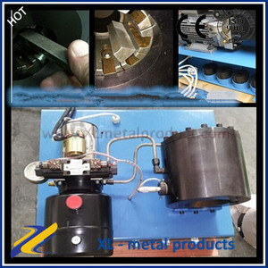"Manufacture Cheapest Manual Hose Crimping Machine up to 2"" pictures & photos"