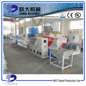 PVC Foam Board Extrusion Production Line