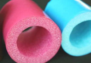 Custom Round Colorful PVC Wraping Tubes pictures & photos