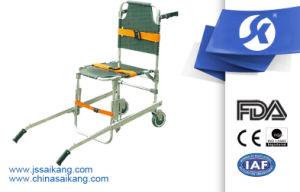 Aluminum Alloy Hospital Folding Ambulance Stretcher
