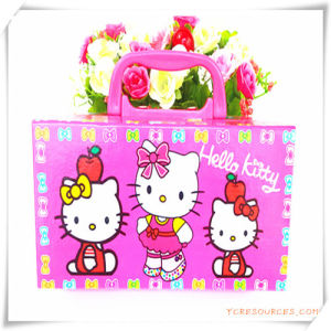 Portable Kitty Pencil Case with Coded Lock for Promotion pictures & photos