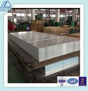 Aluminum/Aluminium Mill Finished Plain Plate AA1100