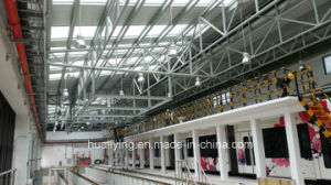Roof Structure for Trams Project in Guangzhou pictures & photos