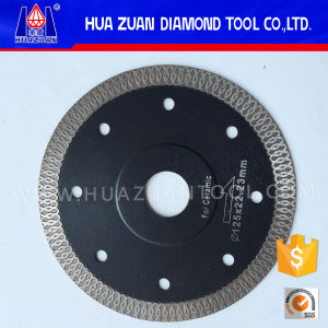 Diamond Cutting Continuous Circular Saw Blade for Ceramic pictures & photos