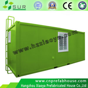 Mobile Modular Prefabricated Steel Structure House / Container House pictures & photos