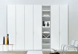 Bedroom Furniture White High Gloss Lacquer Wardrobe pictures & photos
