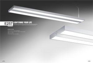Uispair Modern Office 8W 32V Aluminium Alloy LED Hanging Chandelier Pendant Light pictures & photos