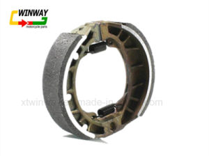 Ww-5105 Non-Asbestos Motorcycle Shoe Brake for Cg125 pictures & photos