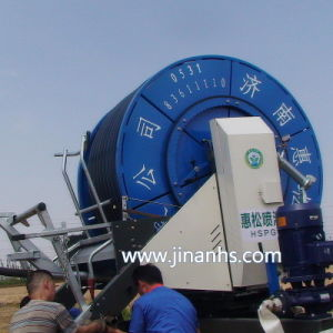 Compact Reel Spinkling Irrigation System pictures & photos