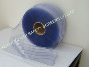 Double Ribbed PVC Strip Curtains pictures & photos