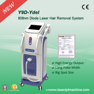 Professional Permanent Hair Removal Machine for 808nm Diode Laser (Y9d) pictures & photos