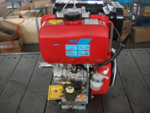 14HP Fixed Air-Cooled Diesel Engine pictures & photos