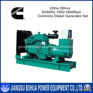 28kVA Good Quality Cummins Diesel Generator Set