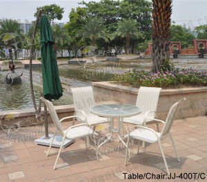 Textilene Mesh Fabric, Outdoor Furniture (JJ 400TC) Part 97