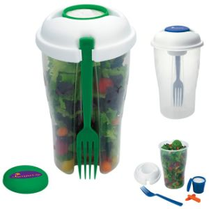 Custom Printed Salad Shaker Sets pictures & photos