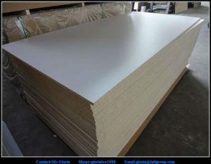 18mm Melamine Faced Particle Board/ Chipboard pictures & photos