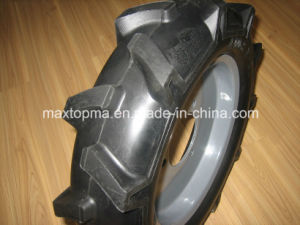 400-8 R1 Pattern PU Foam Wheel pictures & photos