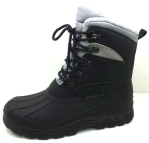 2016 New Design Injection Boots Snow Boots in High Quality (SNOW-190028) pictures & photos