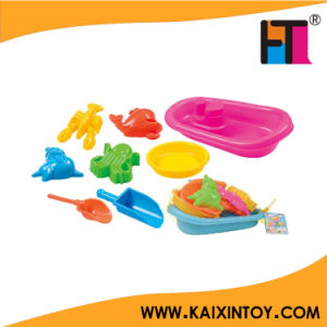 8 PCS Magic Mini Toy Boat Sand Toys En71/ASTM/Hr4040/N6p pictures & photos