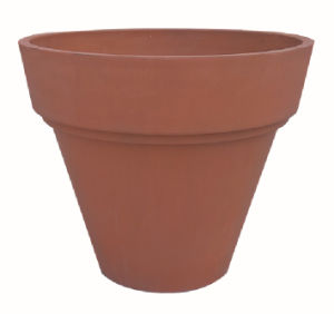Recycled Plastic Flower Pot (10EDF35)